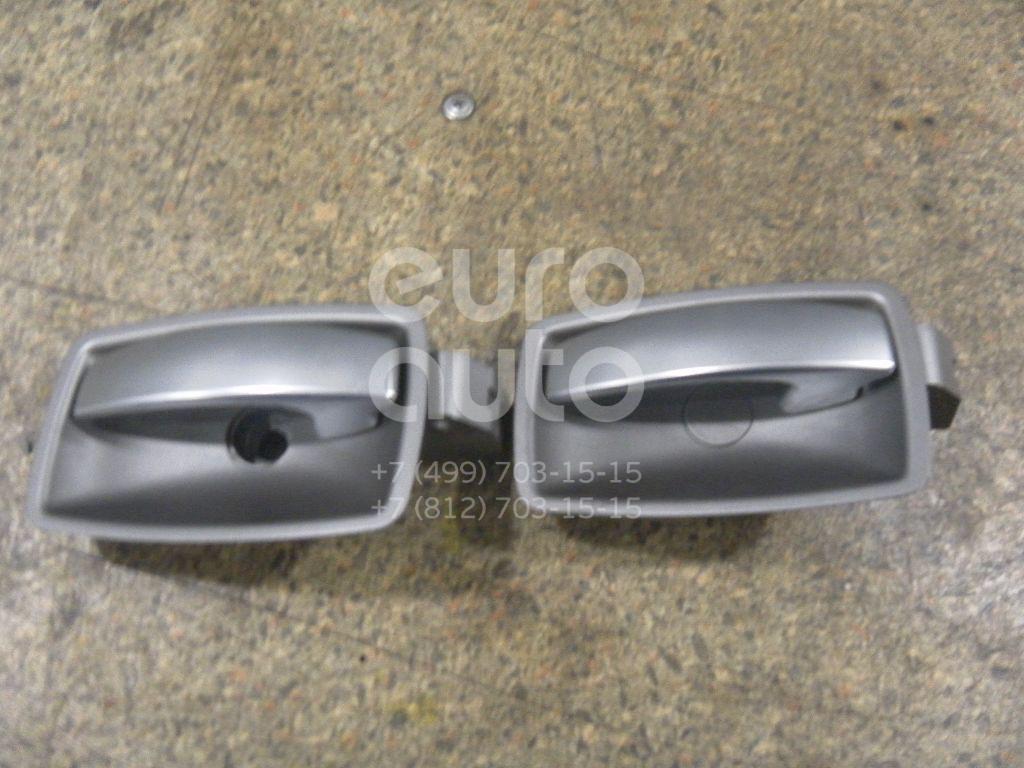 Ручка двери внутренняя левая для BMW 7-серия E65/E66 2001-2008 - Фото №1