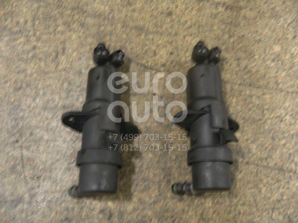 Форсунка омывателя фары для BMW 7-серия E65/E66 2001-2008 - Фото №1