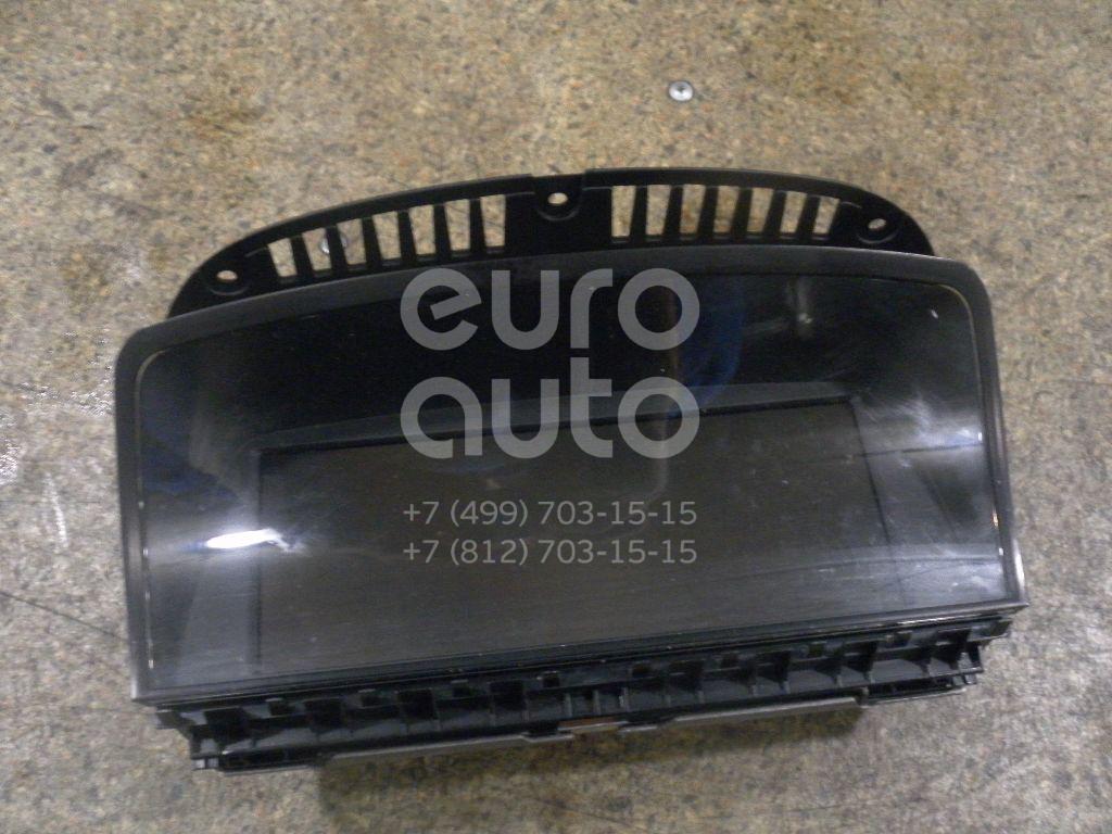 Дисплей информационный для BMW 7-серия E65/E66 2001-2008 - Фото №1