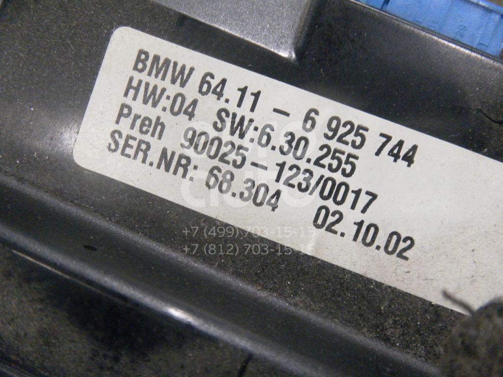 Блок управления климатической установкой для BMW 7-серия E65/E66 2001-2008 - Фото №1