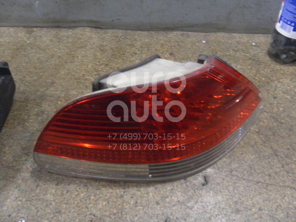 Фонарь задний наружный левый для BMW 7-серия E65/E66 2001-2008 - Фото №1