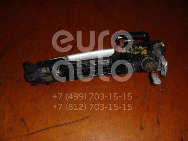 Ручка двери передней наружная правая для Toyota Corolla E12 2001-2007 - Фото №1