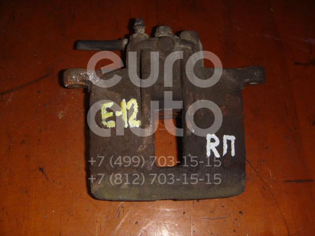 Суппорт передний правый для Toyota Corolla E12 2001-2006 - Фото №1