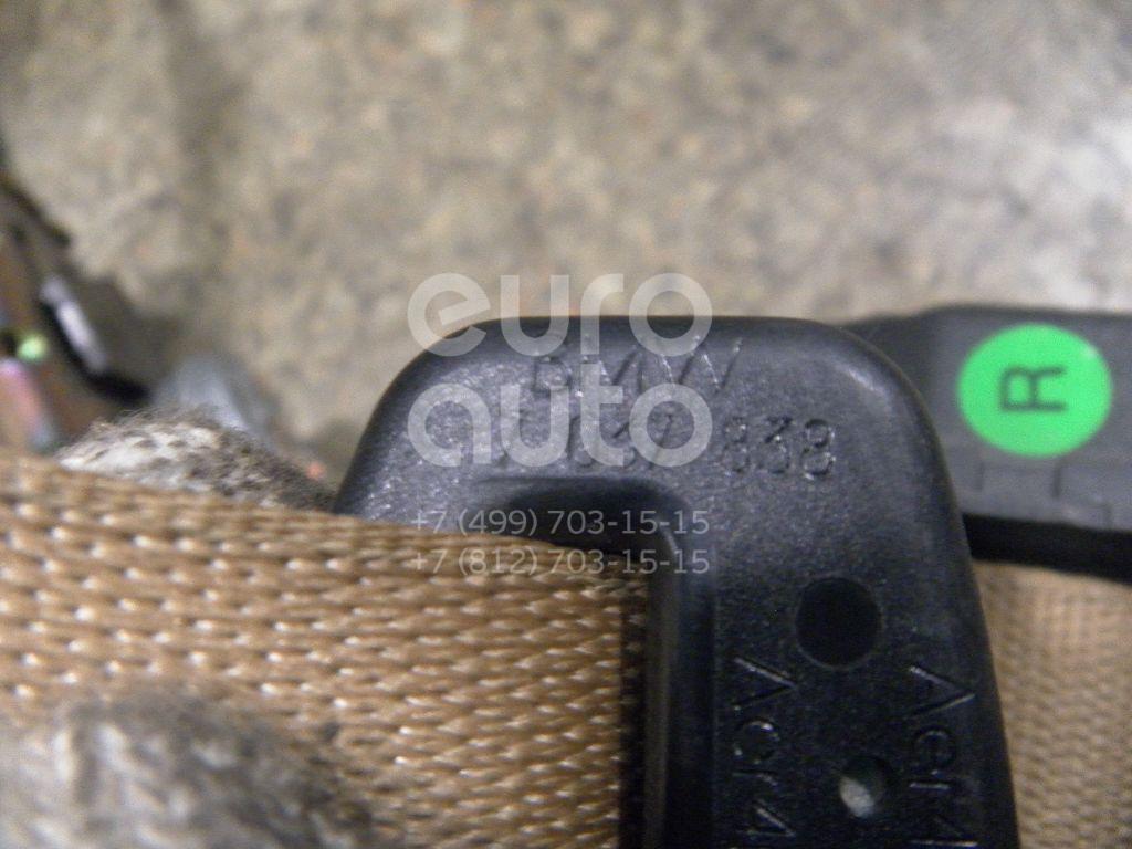 Ремень безопасности с пиропатроном для BMW 7-серия E65/E66 2001-2008 - Фото №1