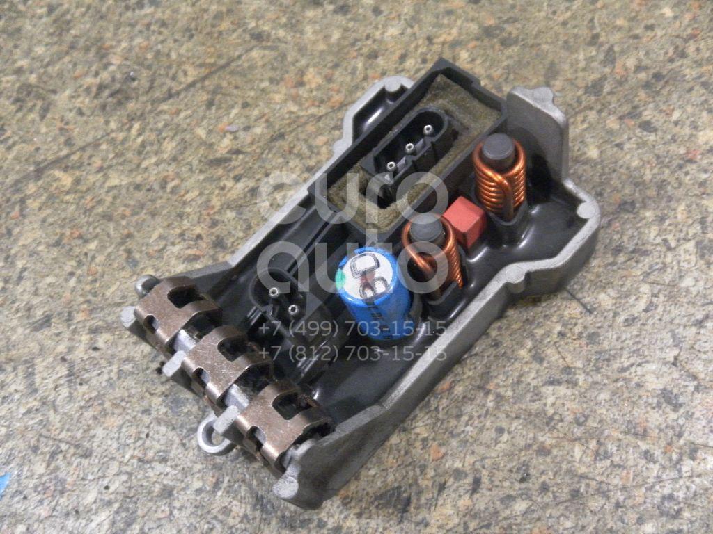 Резистор отопителя для BMW 7-серия E65/E66 2001-2008 - Фото №1