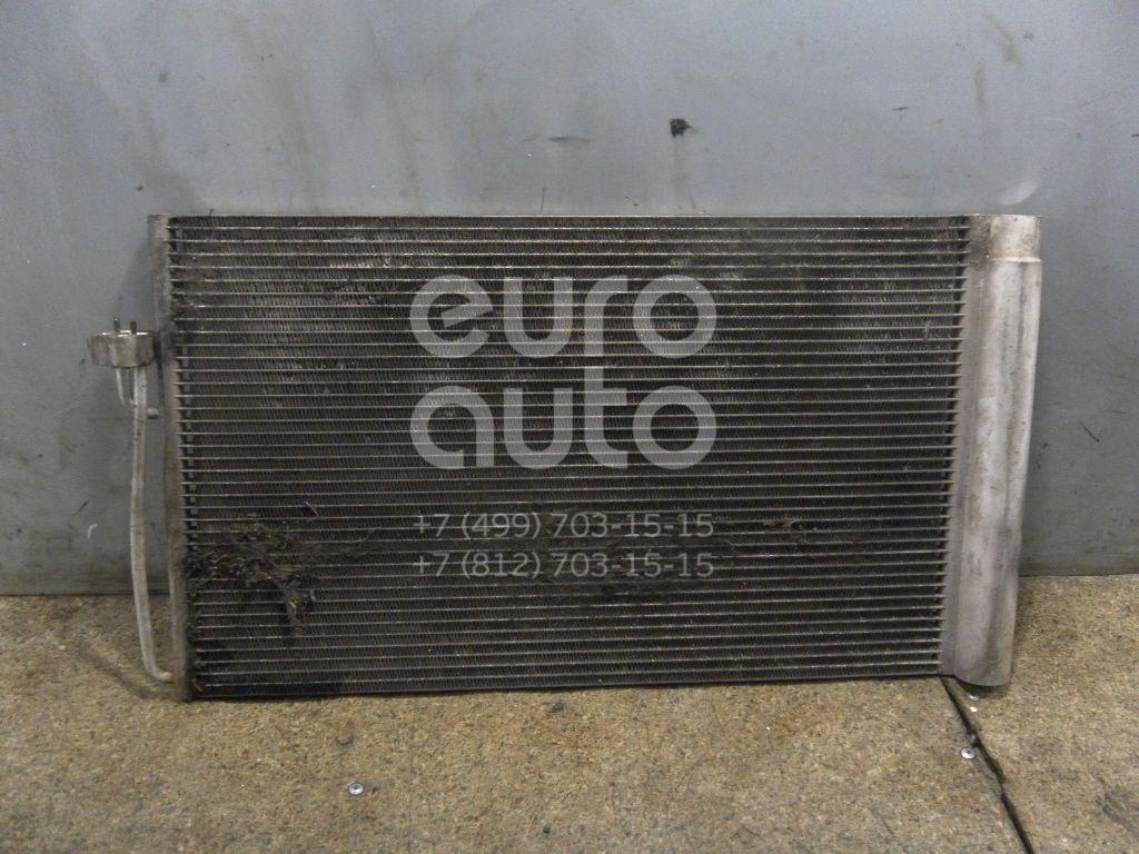 Радиатор кондиционера (конденсер) для BMW 7-серия E65/E66 2001-2008 - Фото №1