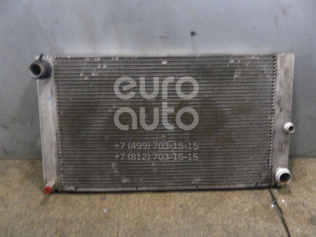 Радиатор основной для BMW 7-серия E65/E66 2001-2008;5-серия E60/E61 2003-2009 - Фото №1