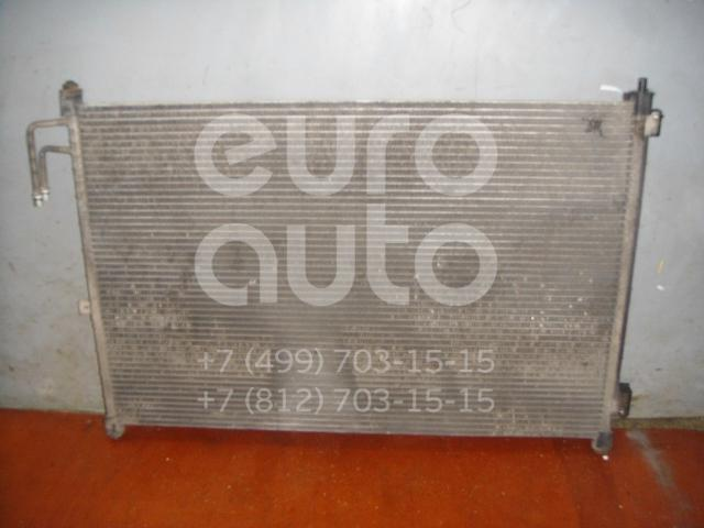 Радиатор кондиционера (конденсер) для Nissan X-Trail (T31) 2007-2014 - Фото №1