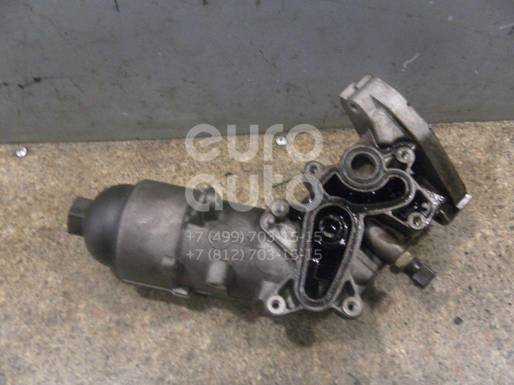 Корпус масляного фильтра для BMW 7-серия E65/E66 2001-2008;X5 E53 2000-2007;X3 E83 2004-2010;5-серия E60/E61 2003-2009;X5 E70 2007-2013;X6 E71 2008-2014;3-серия E92/E93 2006-2012 - Фото №1