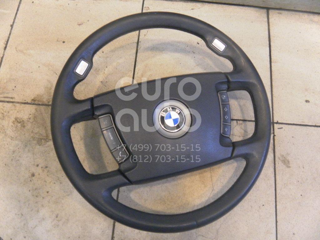 Рулевое колесо с AIR BAG для BMW 7-серия E65/E66 2001-2008 - Фото №1