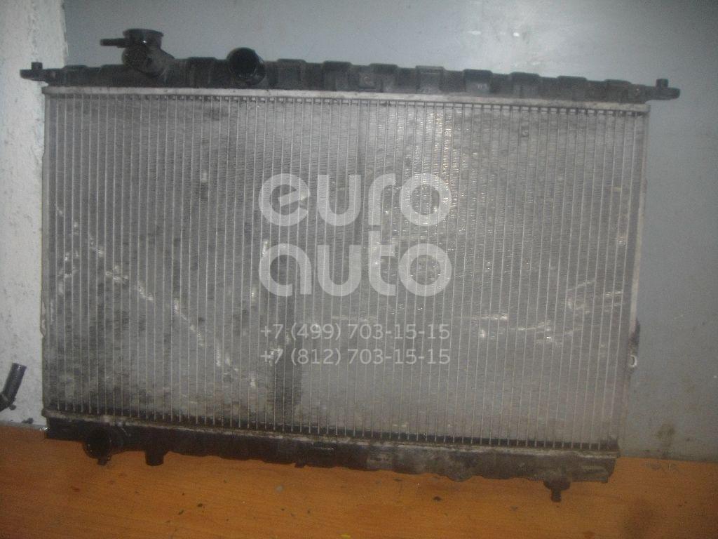 Радиатор основной для Hyundai Sonata V (NEW EF) 2001-2012;Sonata IV (EF) 1998-2001 - Фото №1