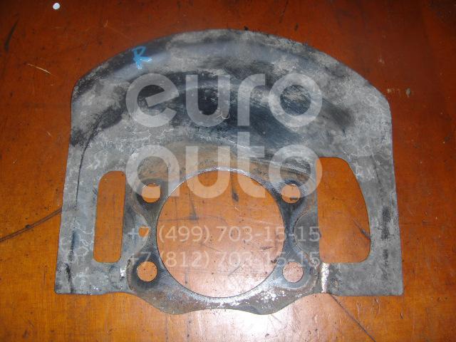 Пыльник тормозного диска для Nissan,Renault X-Trail (T31) 2007-2014;Qashqai (J10) 2006-2014;Koleos (HY) 2008-2016;Juke (F15) 2011>;Qashqai+2 (JJ10) 2008-2014;Sentra (B17) 2014>;Tiida (C13) 2015> - Фото №1