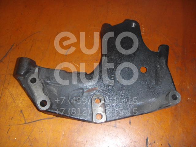 Кронштейн двигателя правый для Nissan,Renault X-Trail (T31) 2007-2014;Qashqai (J10) 2006-2014;Koleos (HY) 2008-2016;Qashqai+2 (JJ10) 2008-2014 - Фото №1