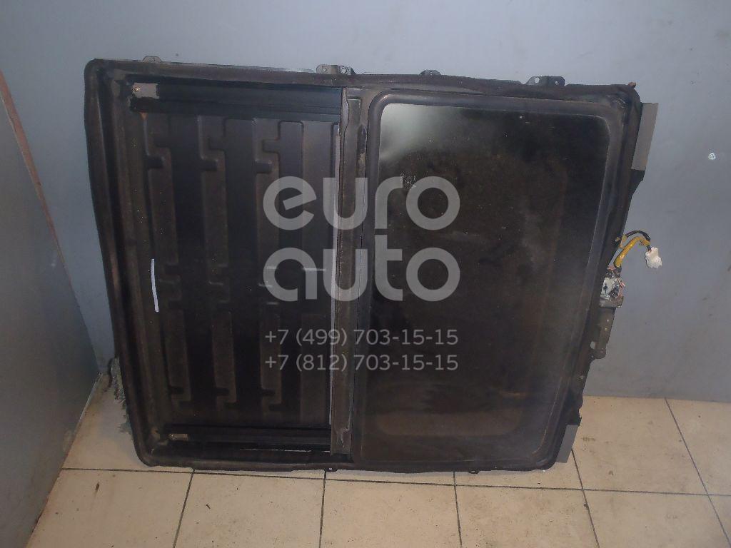 Люк в сборе электрический для Mitsubishi Space Wagon (N3,N4) 1991-2000 - Фото №1
