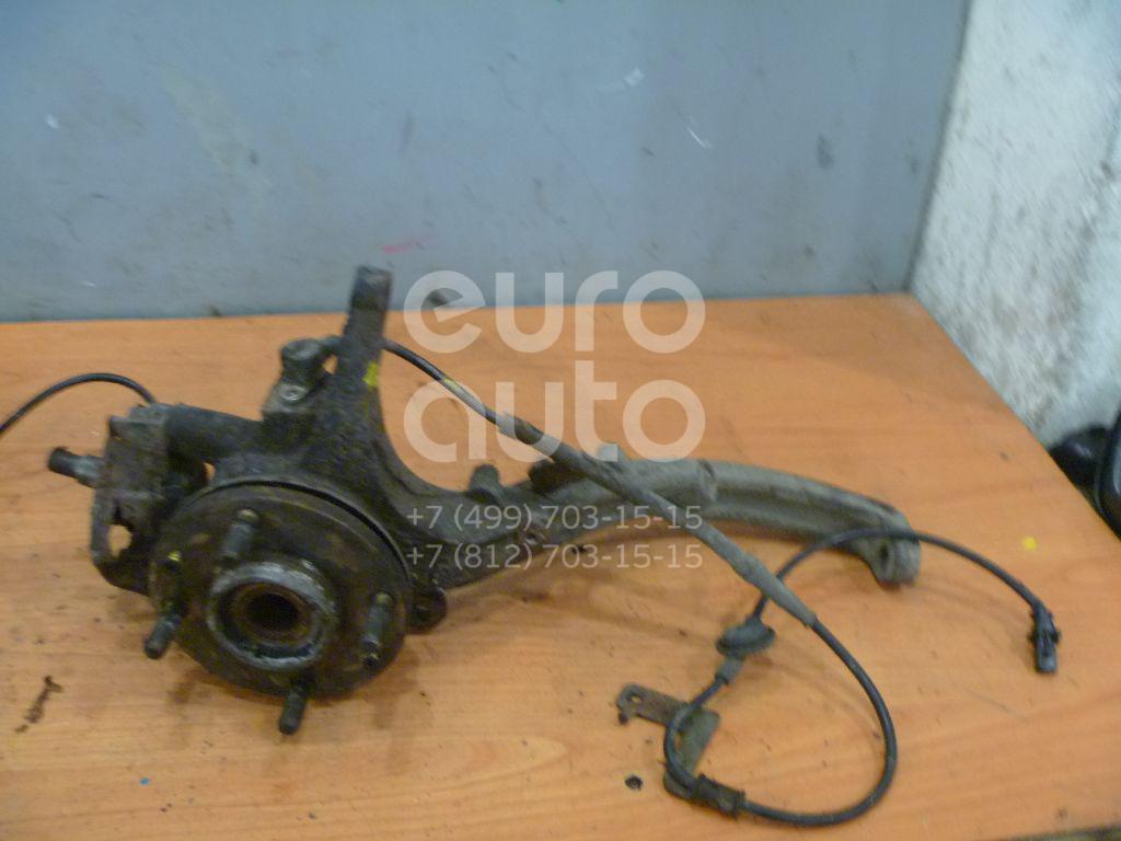 Кулак поворотный передний правый для Hyundai Sonata IV (EF)/ Sonata Tagaz 2001-2012;Sonata IV (EF) 1998-2001 - Фото №1