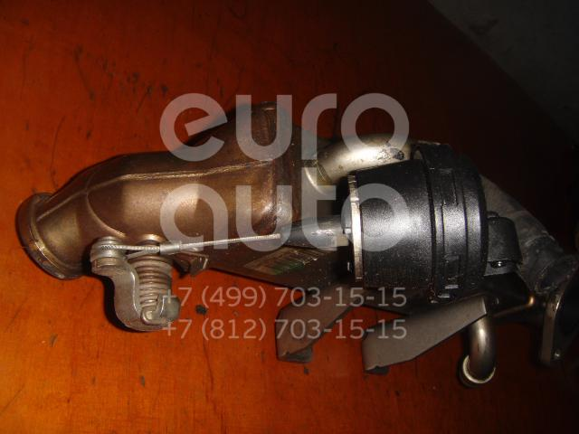 Радиатор системы EGR для Nissan,Renault X-Trail (T31) 2007-2014;Qashqai (J10) 2006-2014;Koleos (HY) 2008-2016;Master III 2010>;Scenic III 2009-2015;Latitude 2010-2015;Qashqai+2 (JJ10) 2008-2014 - Фото №1