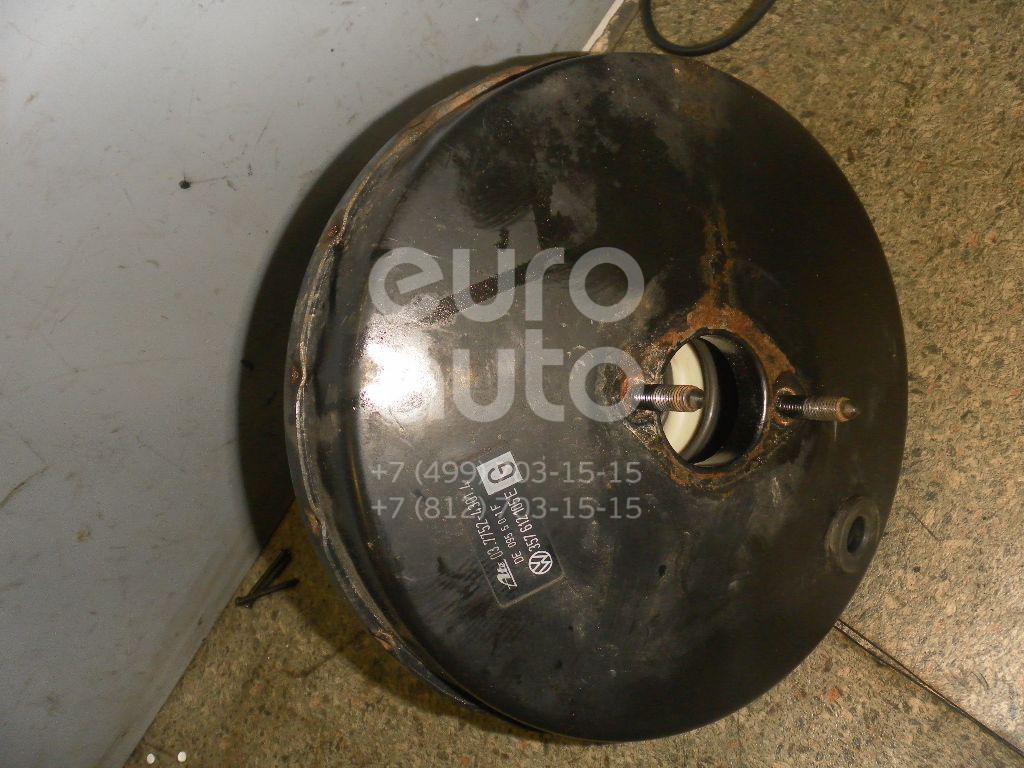 Усилитель тормозов вакуумный для VW Passat [B4] 1994-1996;Corrado 1988-1995;Golf II/Jetta II 1983-1992;Passat [B3] 1988-1993 - Фото №1