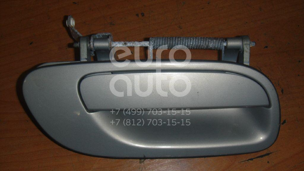 Ручка двери наружная правая для Volvo S80 1998-2006;V70 2001-2006;XC70 Cross Country 2000-2006;S60 2000-2009 - Фото №1