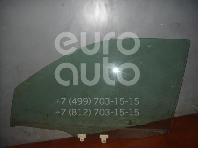 Стекло двери передней левой для Nissan X-Trail (T30) 2001-2006 - Фото №1
