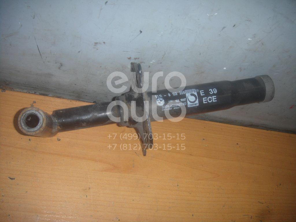 Кронштейн усилителя переднего бампера левый для BMW 5-серия E39 1995-2003 - Фото №1