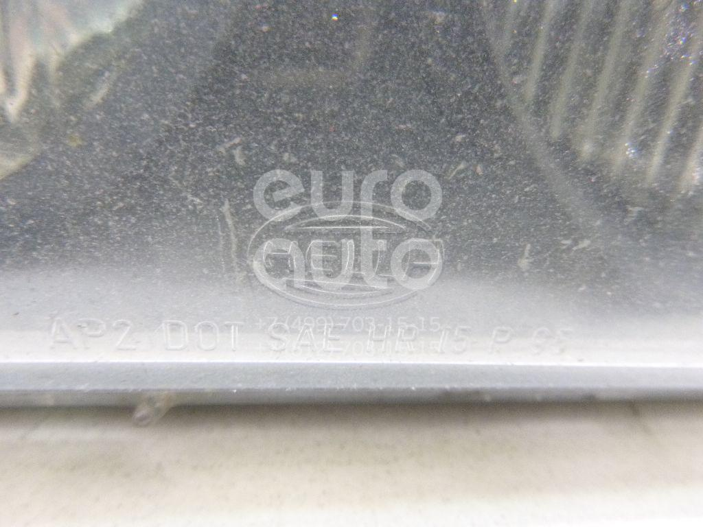 Фара левая для BMW 5-серия E39 1995-2003 - Фото №1
