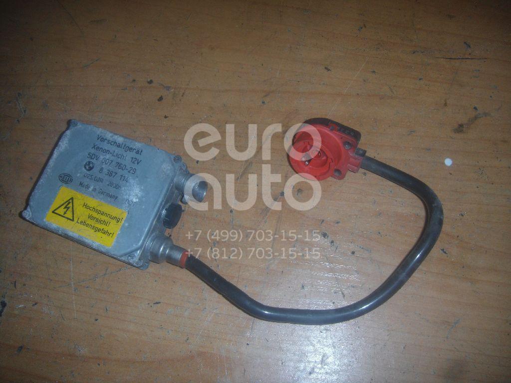 Блок ксеноновой лампы для Mercedes Benz 5-серия E39 1995-2003;Omega B 1994-2003;Passat [B5] 1996-2000;C208 CLK coupe 1997-2002 - Фото №1