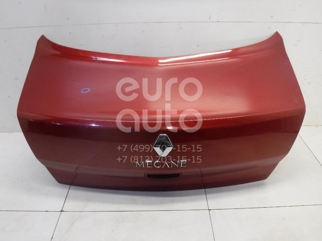 Крышка багажника для Renault Megane II 2002-2009 - Фото №1