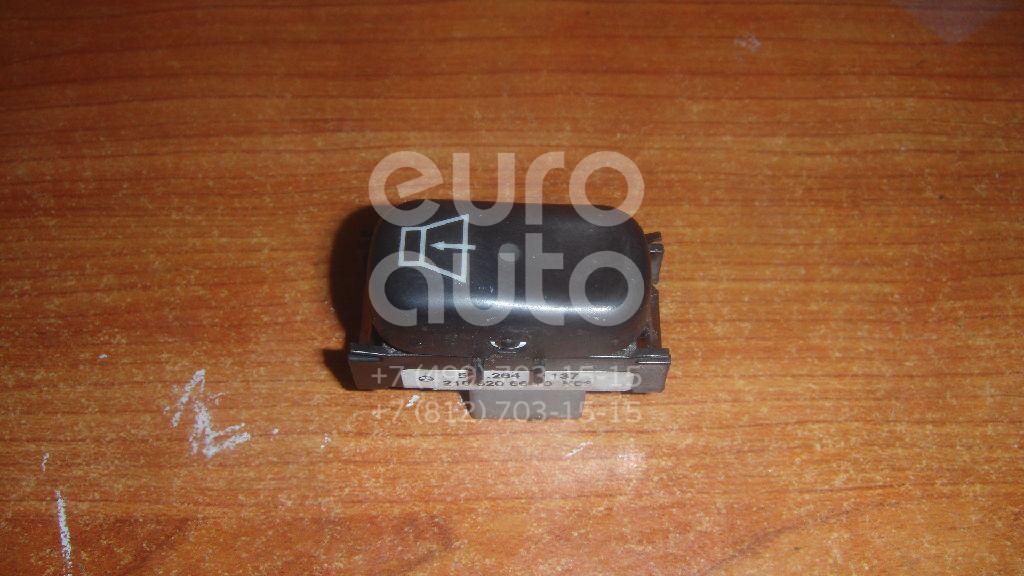 Кнопка многофункциональная для Mercedes Benz W210 E-Klasse 2000-2002;W210 E-Klasse 1995-2000;W211 E-Klasse 2002-2009;W245 B-klasse 2005-2012 - Фото №1