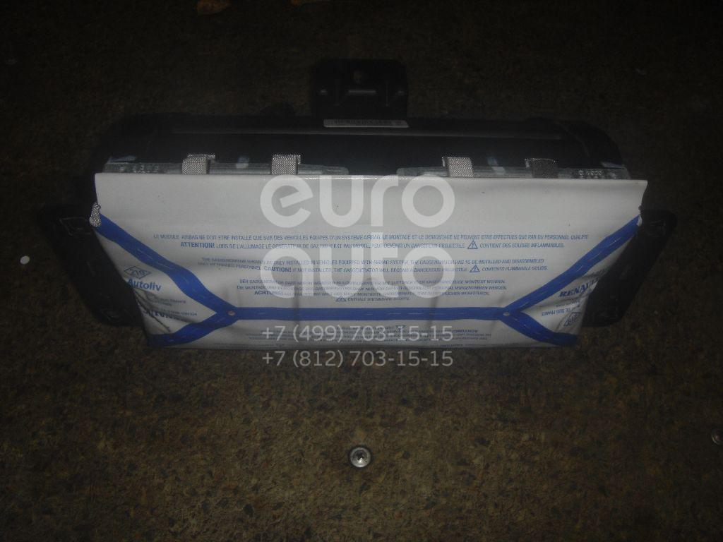 Подушка безопасности пассажирская (в торпедо) для Renault Megane II 2002-2009 - Фото №1