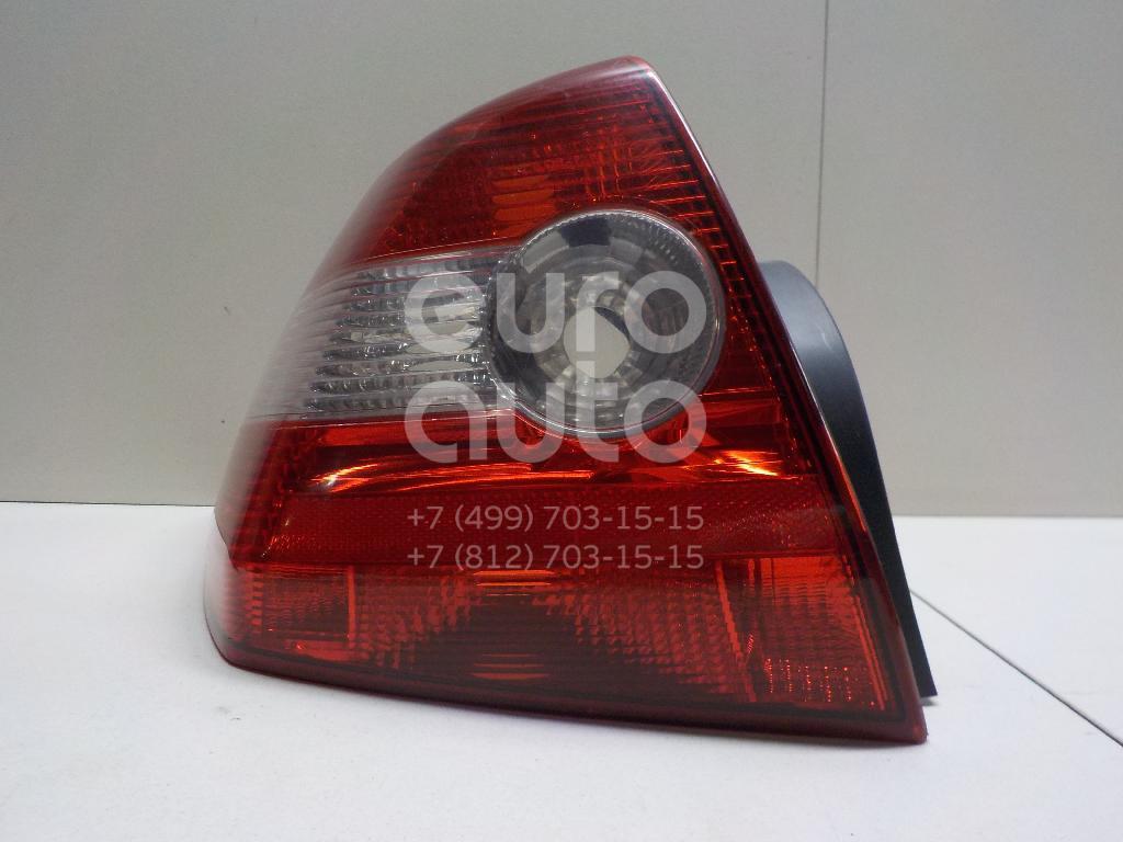 Фонарь задний левый для Renault Megane II 2002-2009 - Фото №1