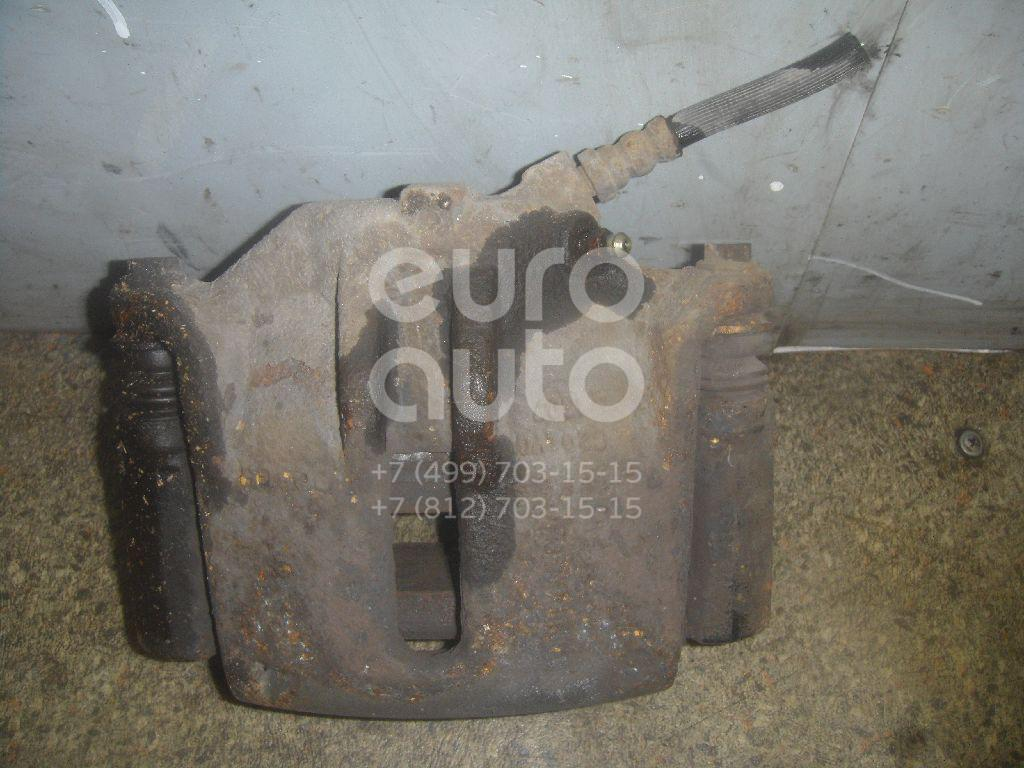 Суппорт передний левый для Renault Megane II 2002-2009 - Фото №1