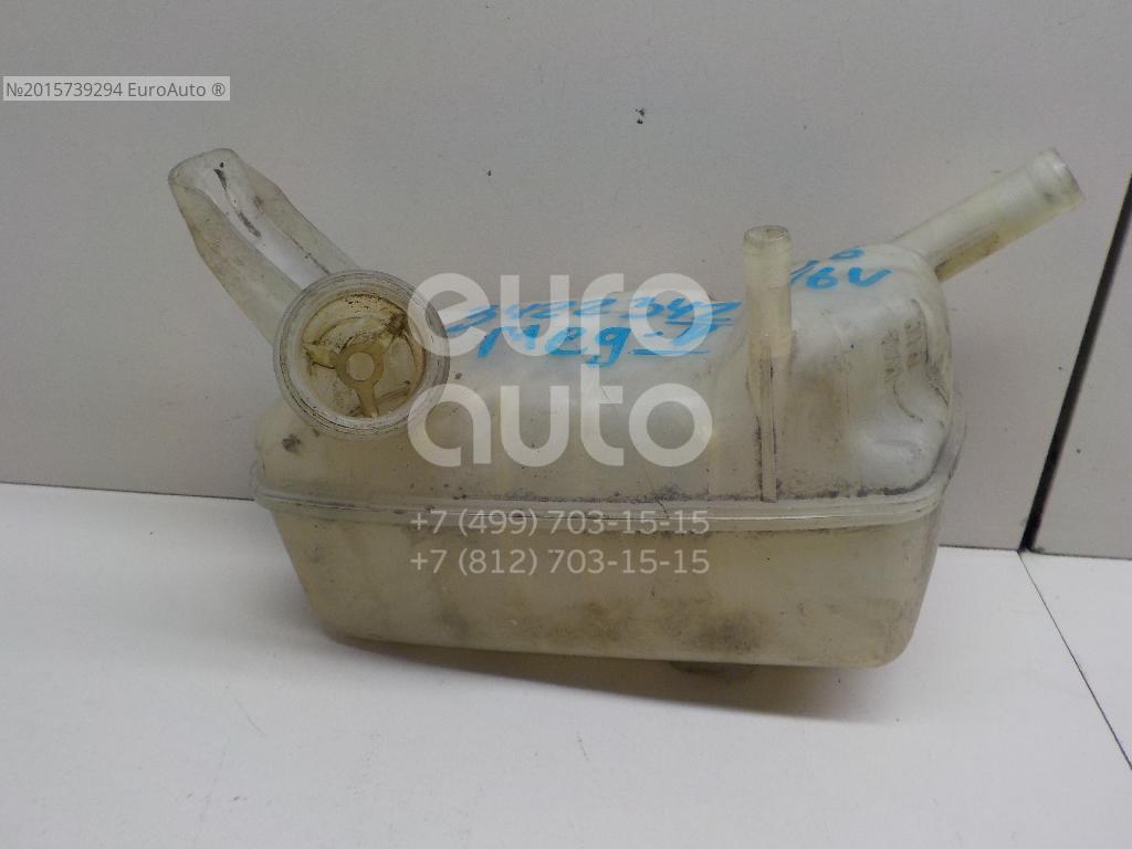 Бачок расширительный для Renault Megane II 2003-2009;Scenic II 2003-2009 - Фото №1