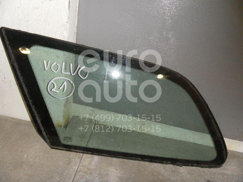Стекло кузовное глухое левое для Volvo V40 1998-2001;V40 1995-1998;V40 2001-2004 - Фото №1