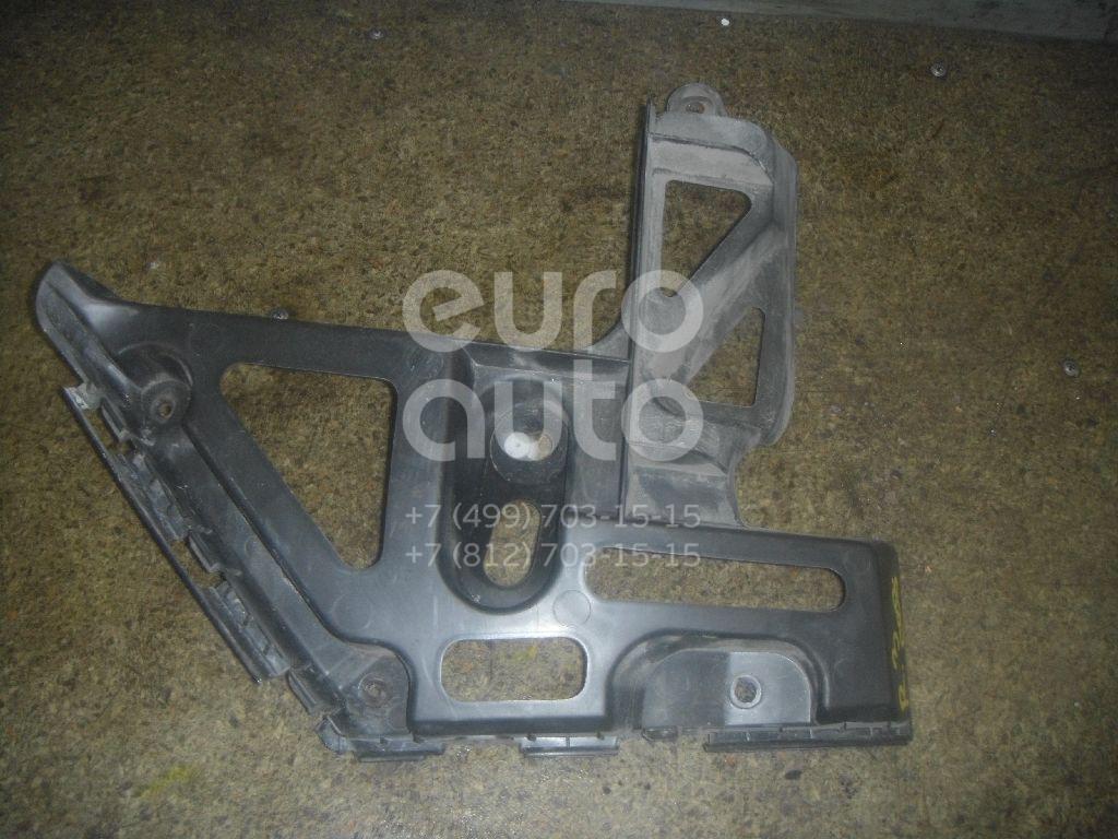 Направляющая заднего бампера правая для Renault Megane II 2003-2009 - Фото №1