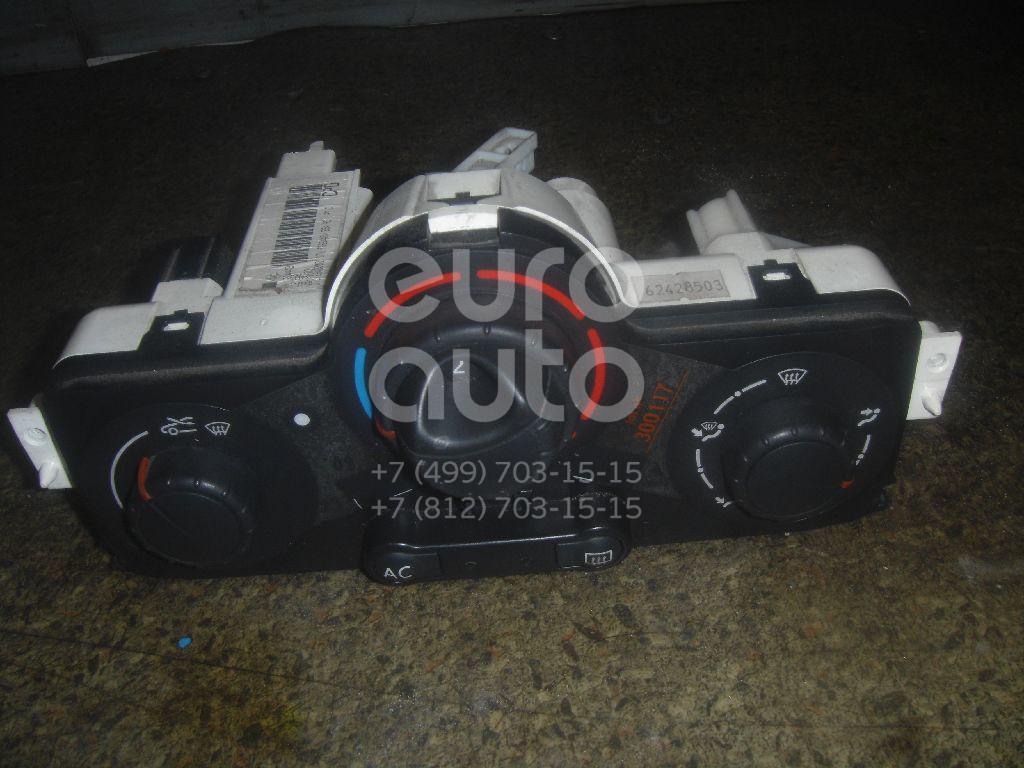 Блок управления отопителем для Renault Megane II 2002-2009 - Фото №1