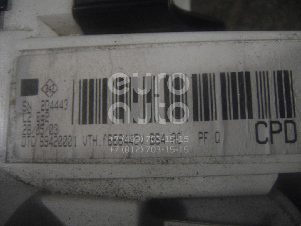 Блок управления отопителем для Renault Megane II 2003-2009 - Фото №1
