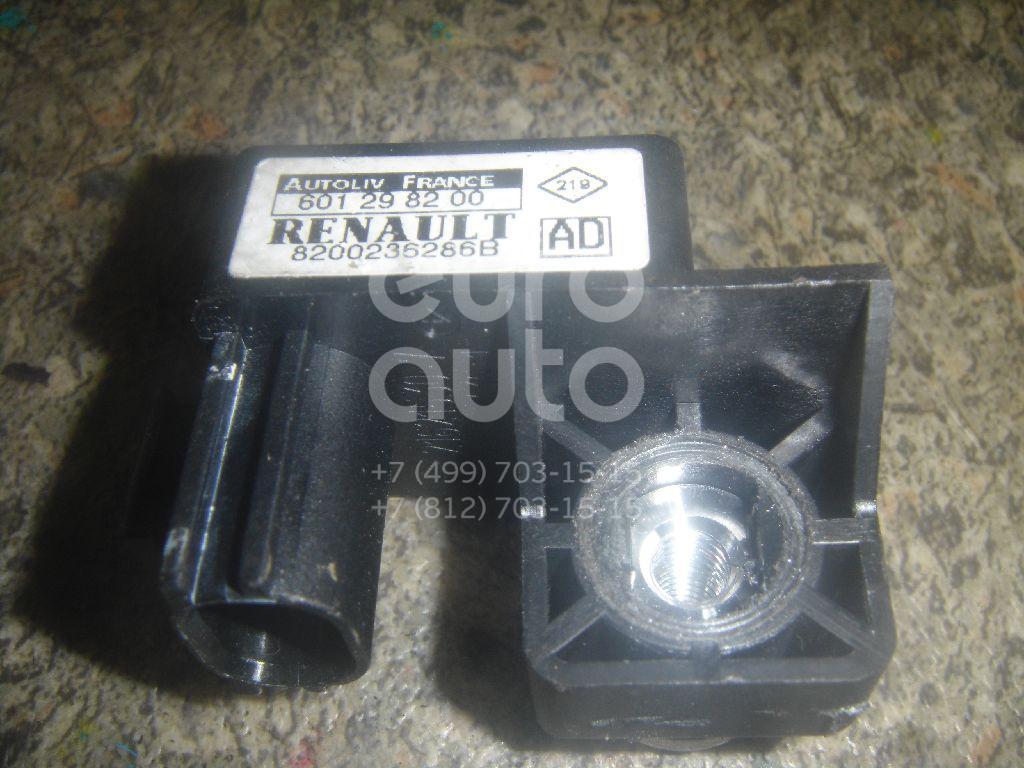 Датчик AIR BAG для Renault Megane II 2002-2009;Scenic 2003-2009 - Фото №1