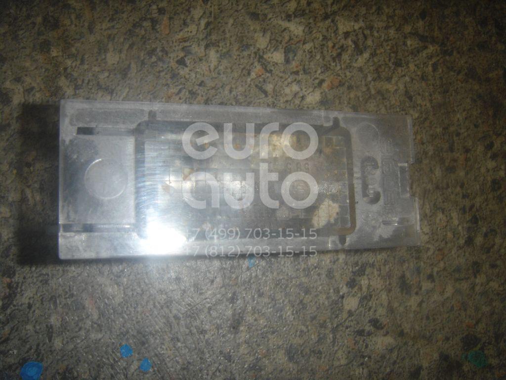 Фонарь подсветки номера для Renault Megane II 2002-2009;Laguna II 2001-2008;Master II 1999-2010 - Фото №1