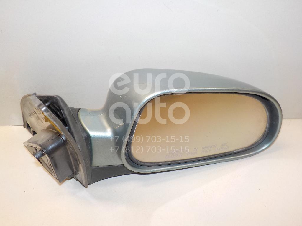 Зеркало правое электрическое для Chevrolet Lacetti 2003-2013 - Фото №1