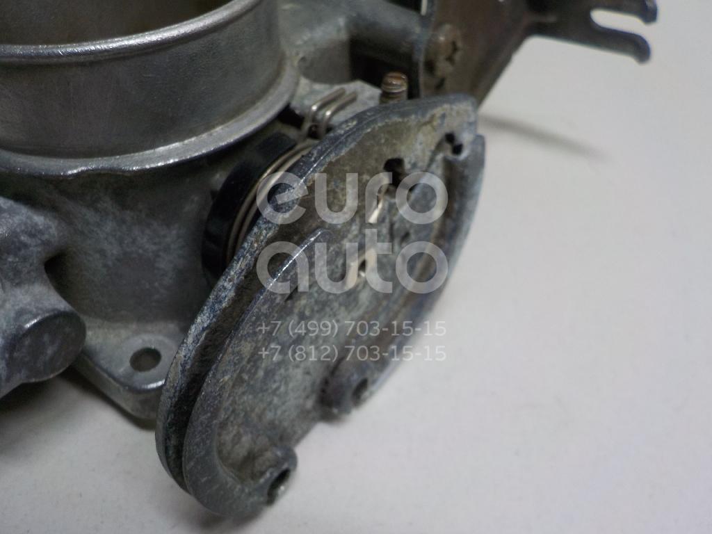 Заслонка дроссельная механическая для Chevrolet Lacetti 2003-2013 - Фото №1