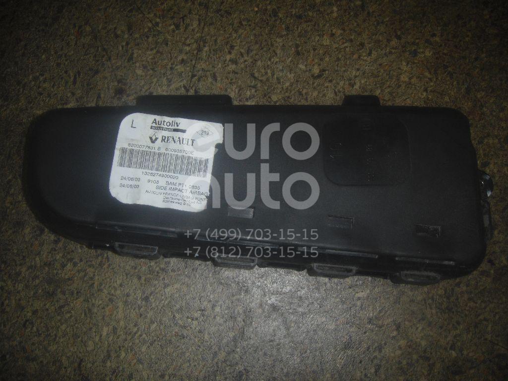 Подушка безопасности боковая (в сиденье) для Renault Megane II 2002-2009;Scenic 2003-2009 - Фото №1