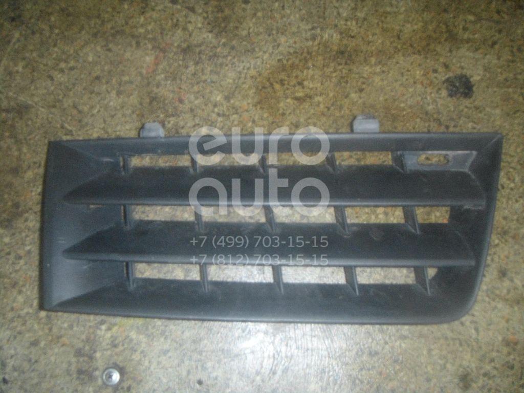 Решетка радиатора правая для Renault Megane II 2002-2009 - Фото №1