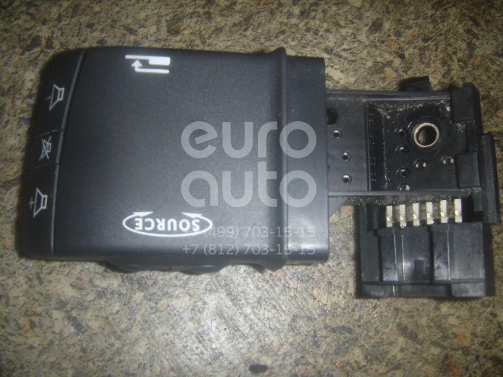 Переключатель подрулевой управления магнитолой для Renault Megane II 2002-2009 - Фото №1