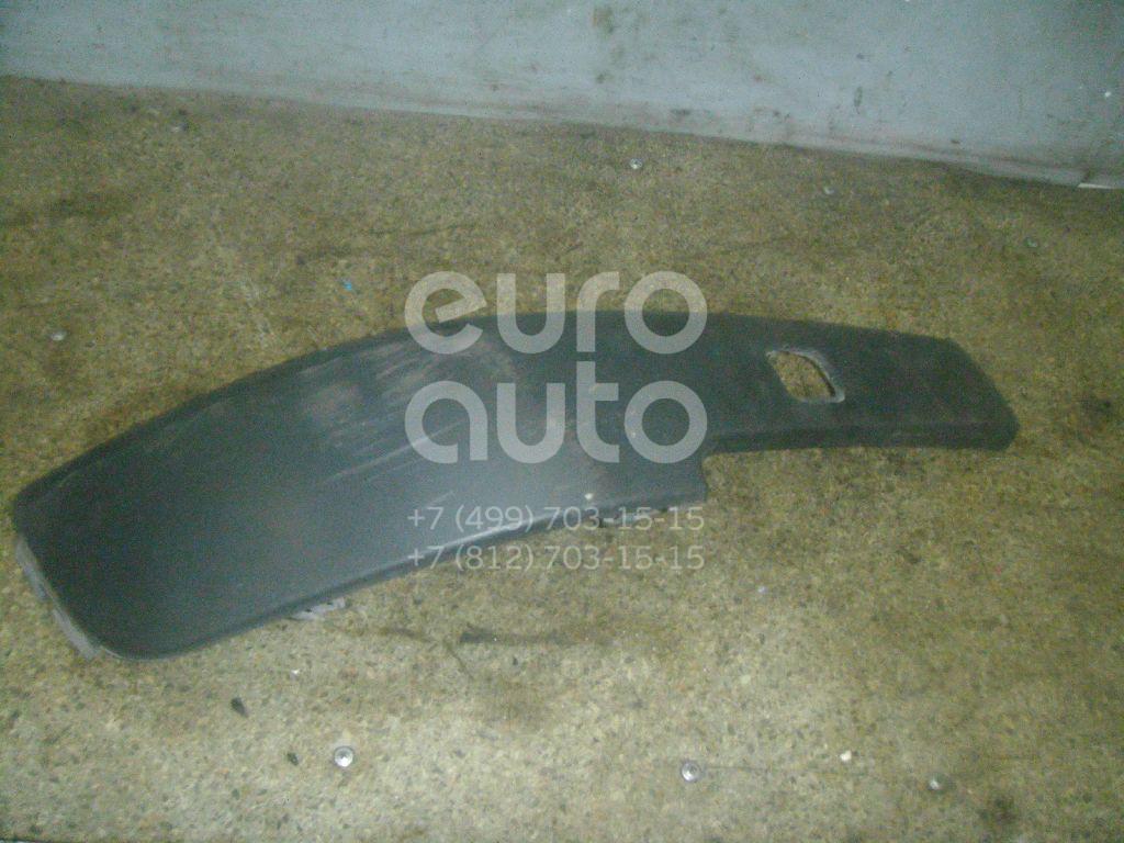 Накладка переднего бампера правая для Renault Megane II 2003-2009 - Фото №1