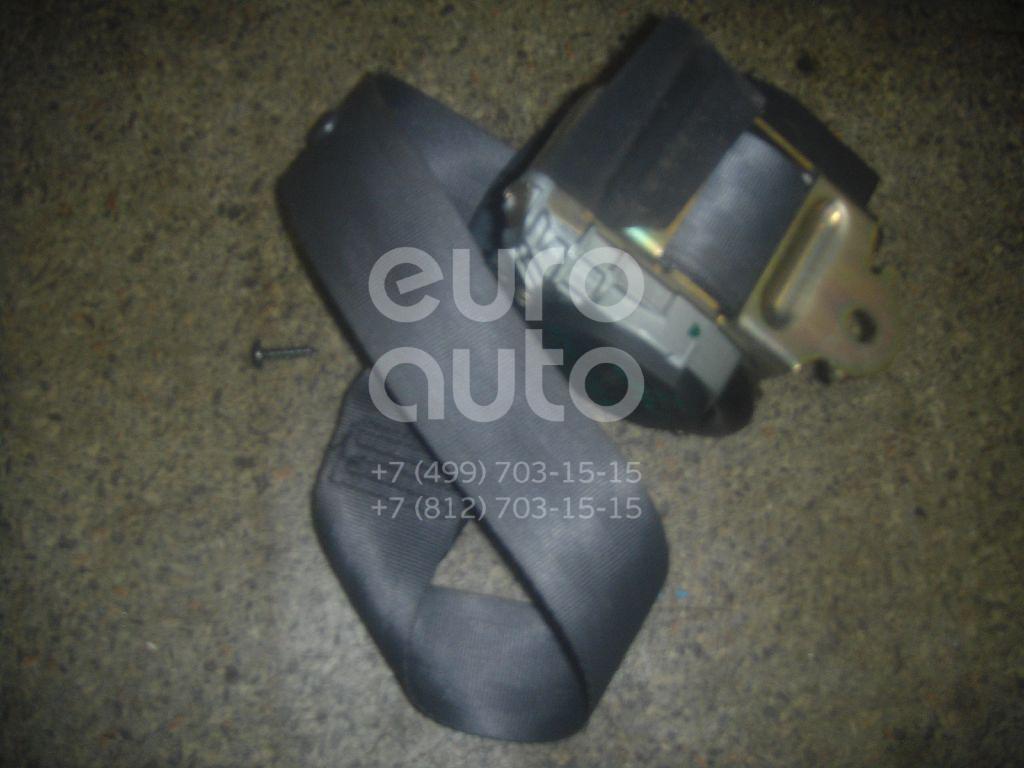 Ремень безопасности с пиропатроном для Renault Megane II 2002-2009;Laguna II 2001-2008 - Фото №1