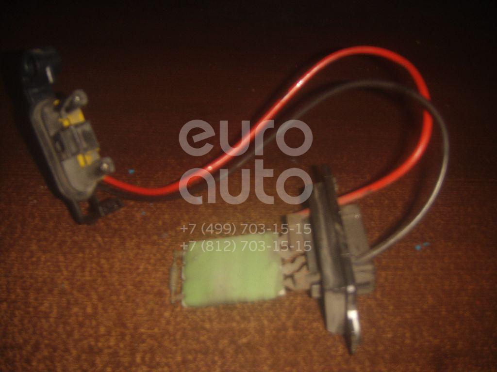 Резистор отопителя для Renault Megane II 2002-2009 - Фото №1