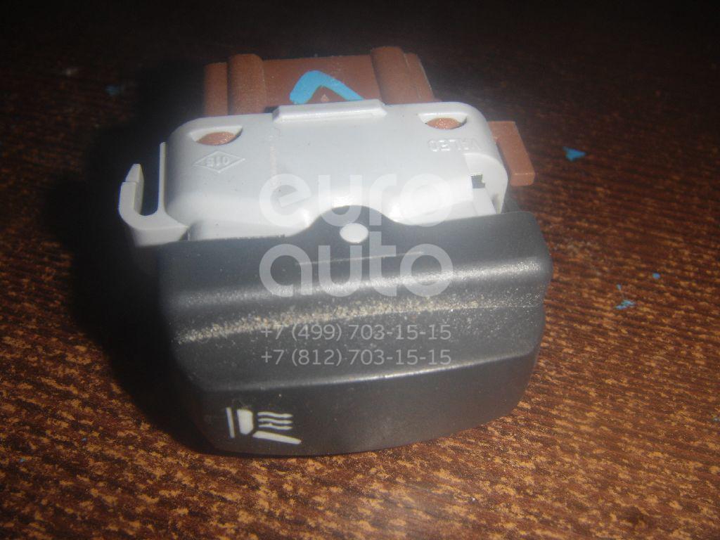 Кнопка обогрева сидений для Renault Megane II 2002-2009 - Фото №1