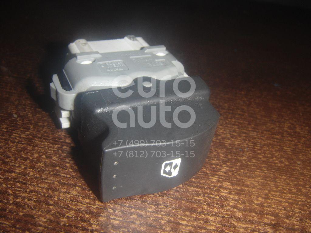 Кнопка стеклоподъемника для Renault Megane II 2002-2009;Scenic 2003-2009;Laguna II 2001-2008 - Фото №1