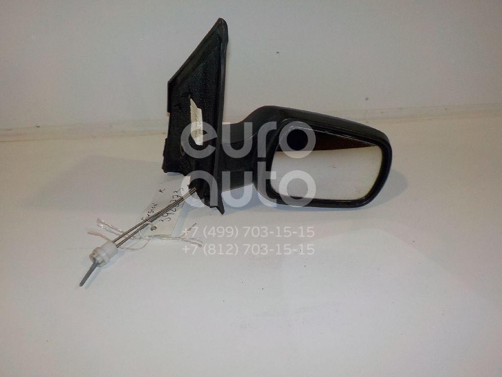 Зеркало правое механическое для Ford Fusion 2002-2012 - Фото №1