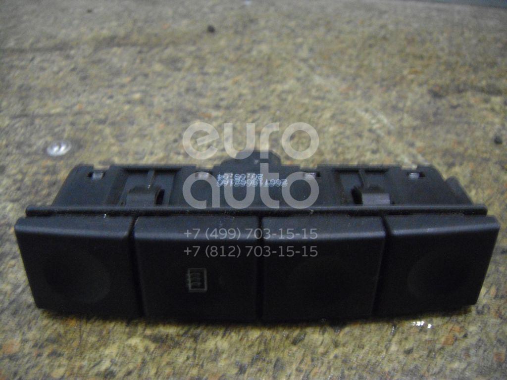 Кнопка обогрева заднего стекла для Ford Fusion 2002>;Fiesta 2001-2007 - Фото №1